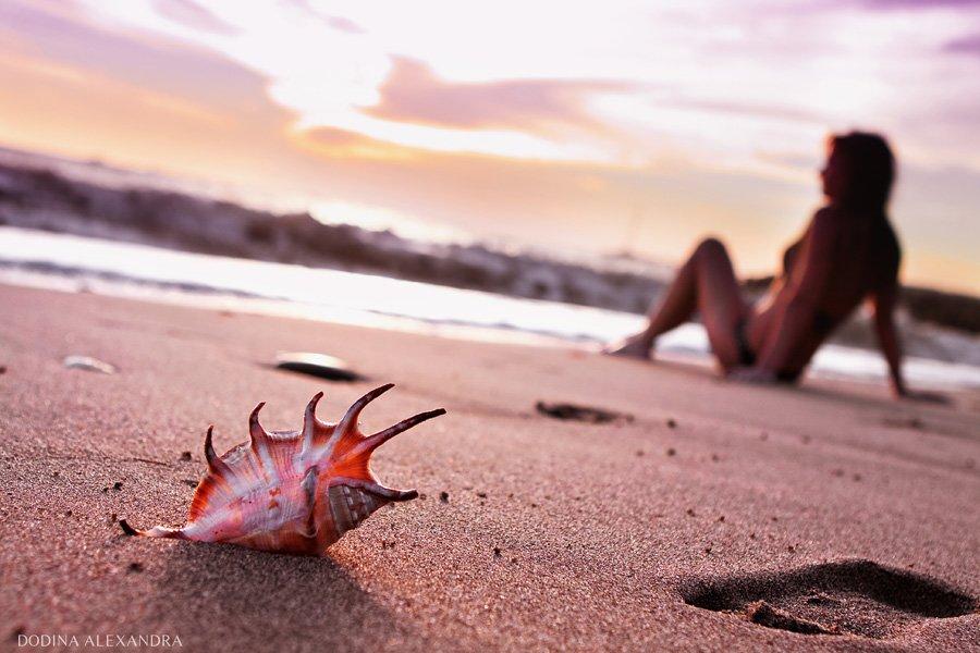 как фоткаться на море - фото 11